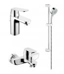 Акционный комплект для ванны Grohe Eurosmart Cosmopolitan (32825000 + 32831000 + 27786000)