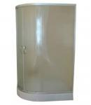 Душевая кабина AquaStream Simple 128 LR 120х80