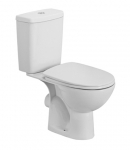 Унитаз Colombo Акцент Basic S12840500 сиденье полипропилен