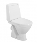 Унитаз Colombo Лотос Basic S14942500 сиденье полипропилен