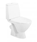 Унитаз Colombo Лотос Basic S14940500 сиденье полипропилен