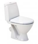 Унитаз Colombo Лотос S14950500 сиденье дюропласт Soft-Close