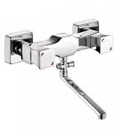 Смеситель для ванны с длинным изливом Shruder Square MR6005B-ND