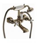 Смеситель для ванны IMPRESE Cuthna 10280 antiqua