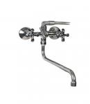 Смеситель универсальный для ванны и душа Shruder Knight MV1505B-SS