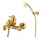 Смеситель для ванны и душа Welle Vanessa MQ23273AS-HN0327