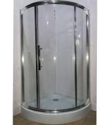 Душевая кабина AquaStream Premium 110 L одна дверь